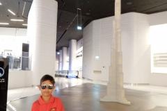Robin @Burj Khalifa