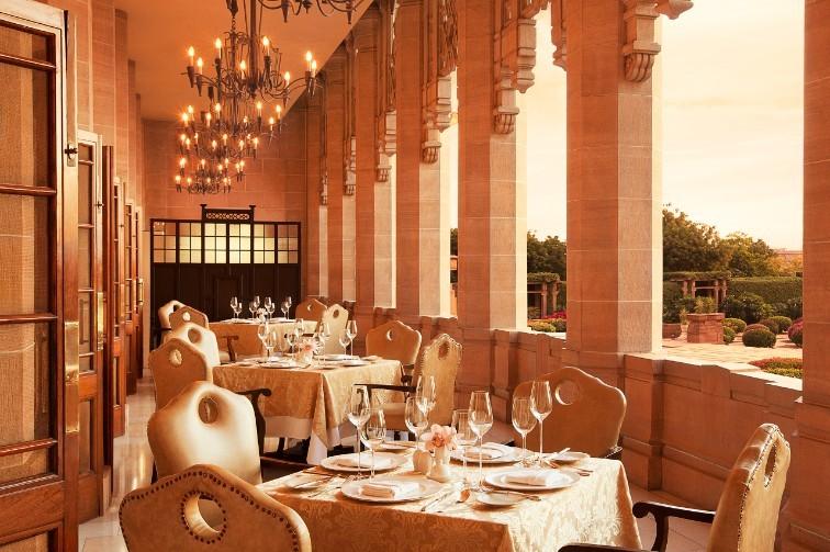 Umaid-Bhawan-Palace-diner