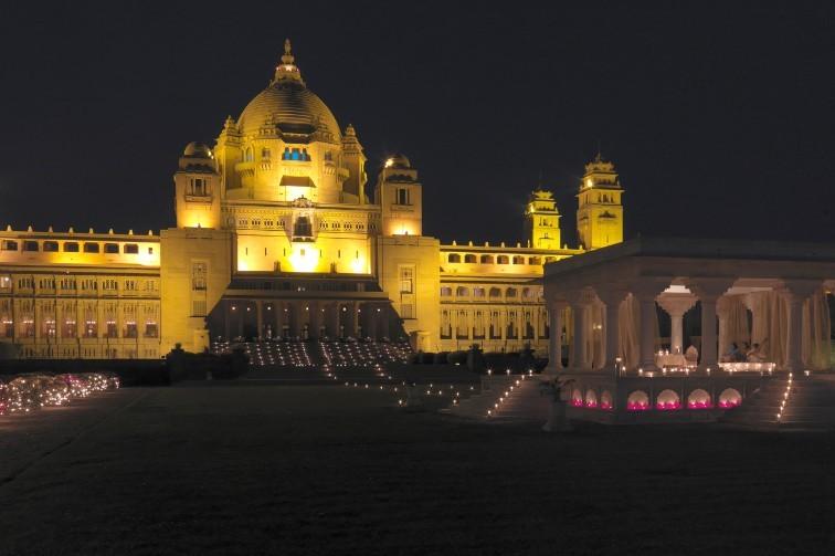 Umaid-Bhawan-Palace-garden