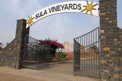 entrance Sula Vineyards