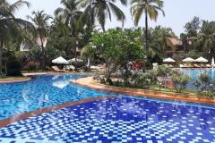 Pool @Caravela Beach Resort