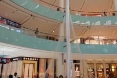maquette van  Dubai Creek Tower