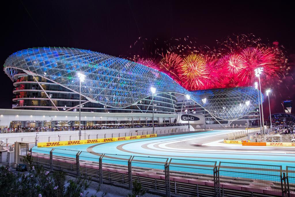 F1-fireworks