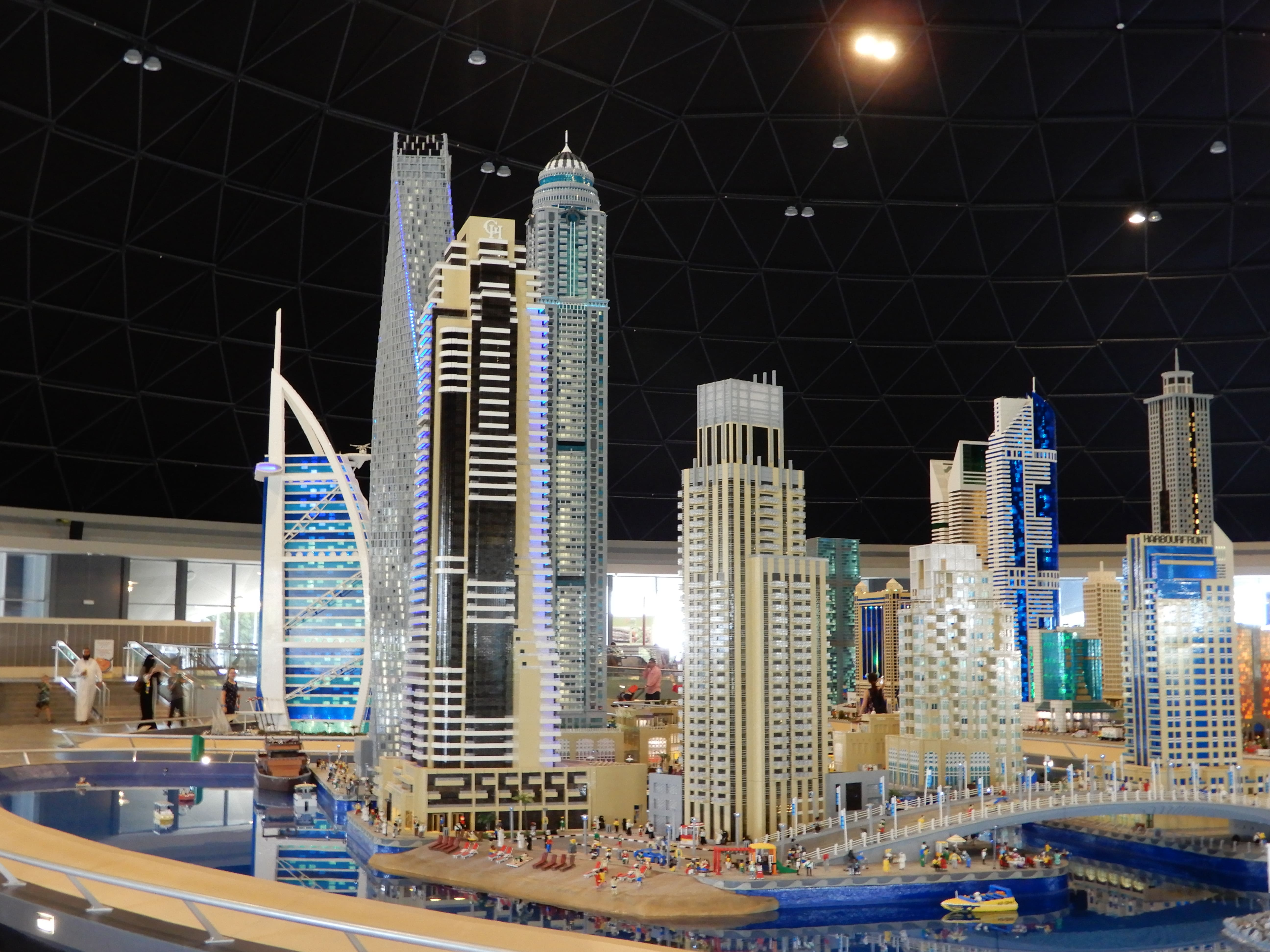 top 10 bezienswaardigheden in Dubai