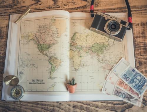 Is vrij zijn om te reizen een luxe?