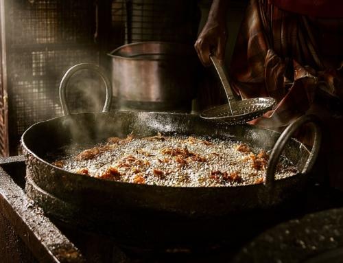 butter chicken, mijn favoriete Indische gerecht