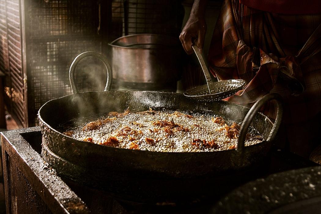 Mijn favoriete Indische gerecht, butter chicken