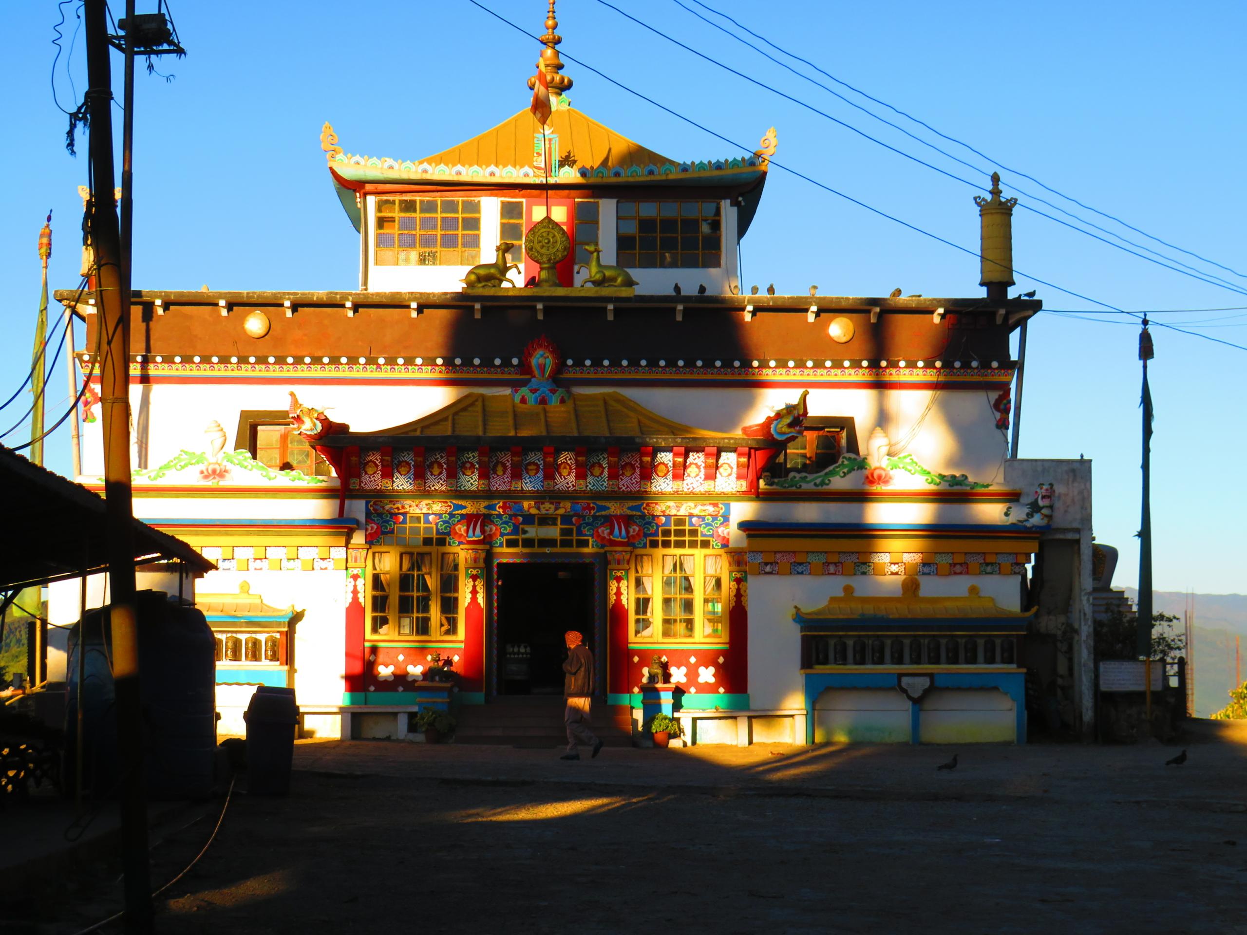 rondreis Darjeeling & Sikkim