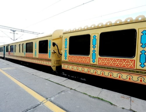 Rondreis Palace on Wheels