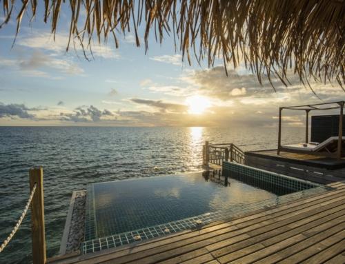 Luxueus Dubai en de Malediven