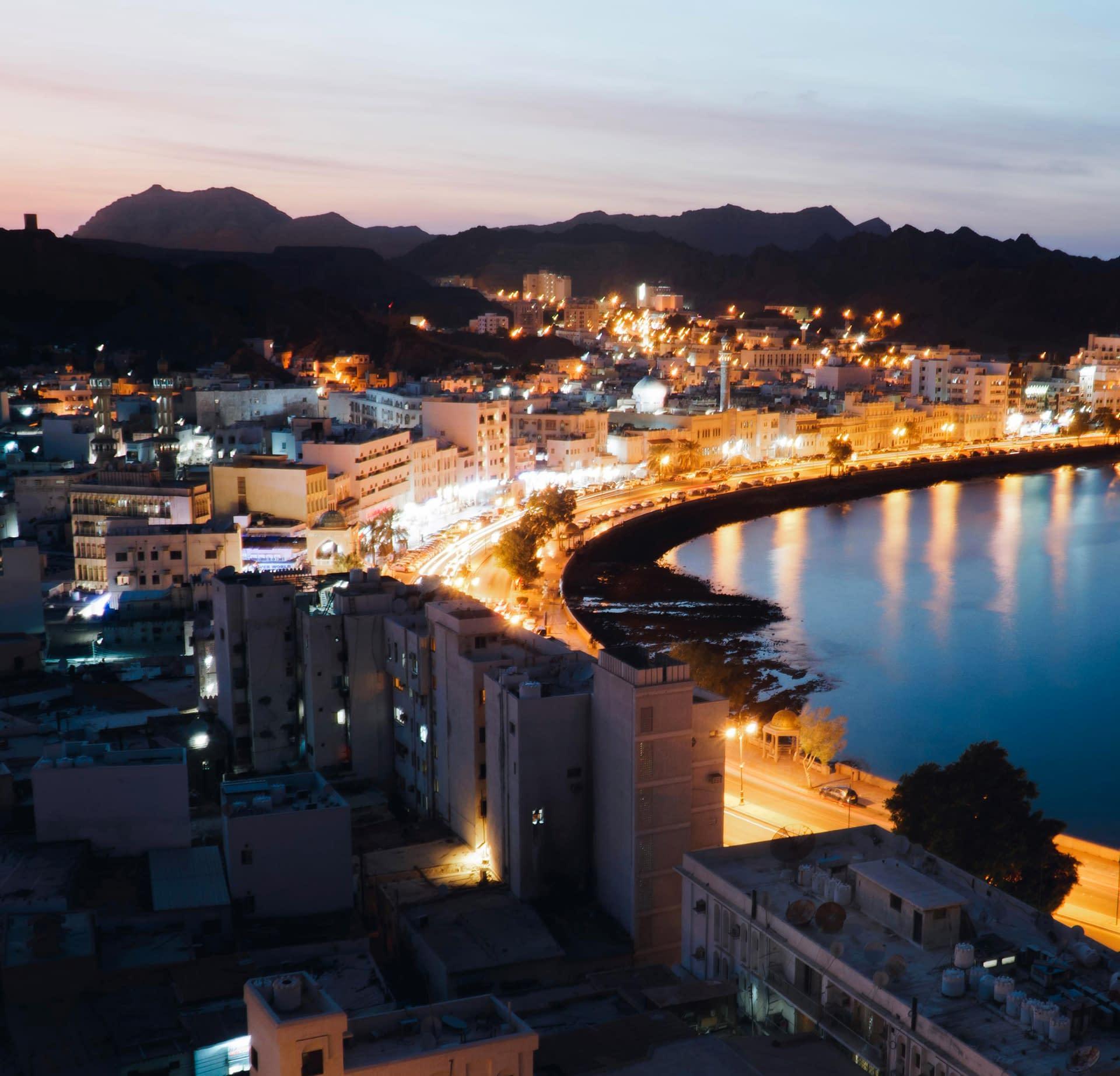grote rondreis Oman