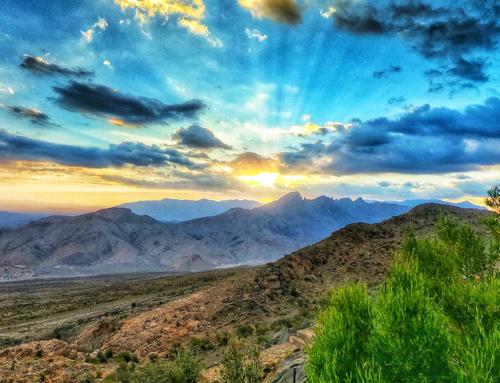 Ontdek Oman