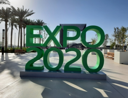 Abu Dhabi met Expo 2021 Dubai