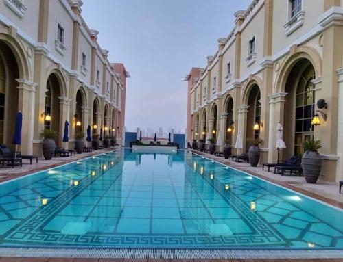 Het Oaks Ibn Battuta Gate Hotel neemt je mee op reis