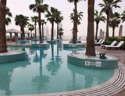 InterContinental Dubai Festival City, tijd voor een stopover