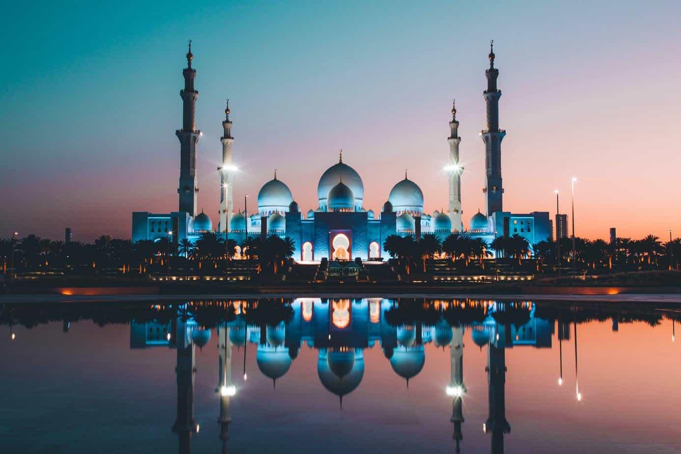 luxe citytrip Dubai & Abu Dhabi